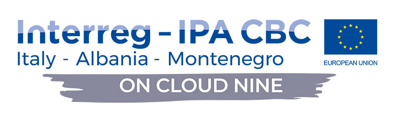 ON CLOUD NINE project logo